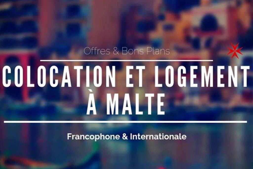 image de la page Français à Malte - Colocation & Logement